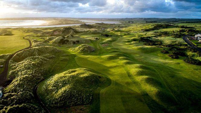 Las vistas más espectaculares de Irlanda desde el cielo