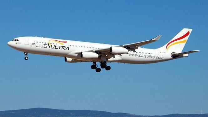Plus Ultra Líneas Aéreas reinicia sus vuelos a Ecuador en julio