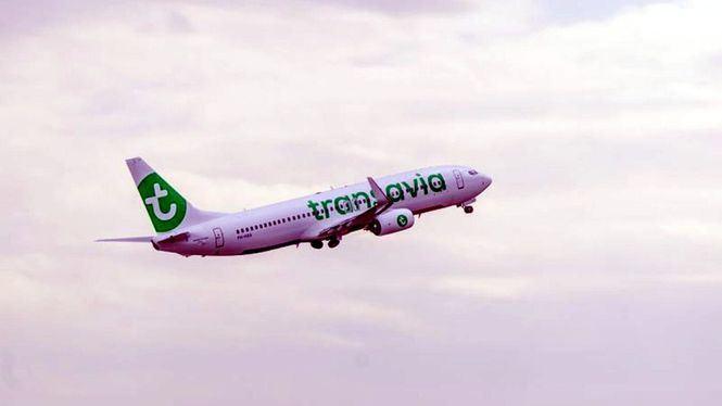 Transavia comienza a operar desde su base en Montpellier