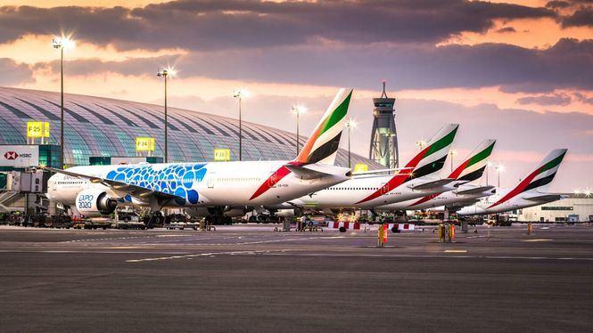 Emirates amplía su red añadiendo vuelos a El Cairo, Túnez, Glasgow y Malé