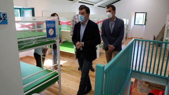 Los albergues públicos del Camino adoptan medidas contra la covid-19