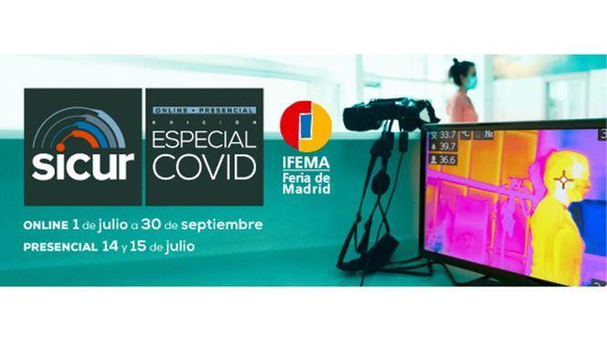 Comienza la nueva plataforma SICUR ESPECIAL COVID