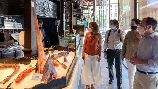El Mercado de San Miguel abre de nuevo sus puertas