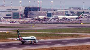 Alitalia aumenta las frecuencias de vuelos desde Madrid y Barcelona a Roma
