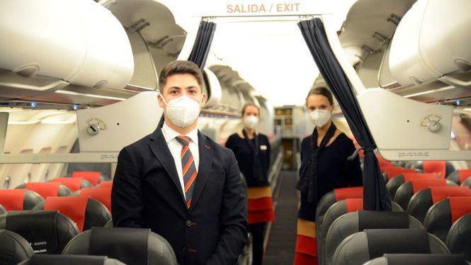 Programa de verano del Grupo Iberia con nuevas medidas de prevención e higiene