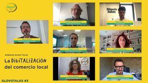 GlovoTalks 3, el primer foro de debate sobre el futuro de las pymes en formato webinar