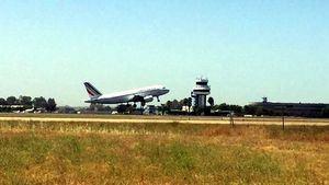 Air France inaugura su nueva ruta entre Sevilla y París-CDG