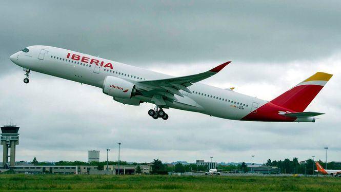Campaña de precios de Iberia hasta el 8 de julio