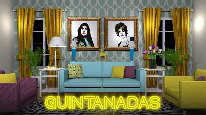 Quintanadas. Humor en streaming