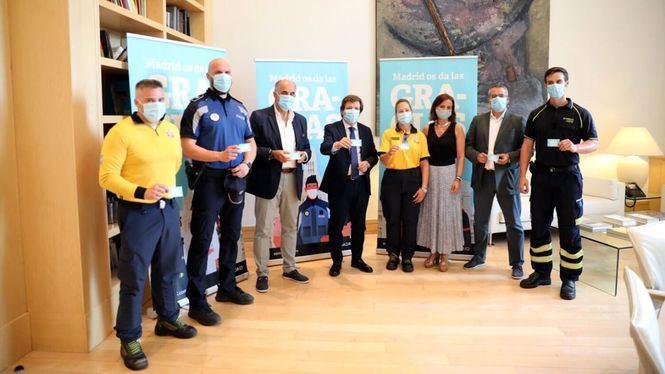 Madrid invita a sanitarios y fuerzas de seguridad a disfrutar de sus atractivos turísticos