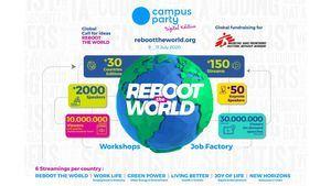 El mayor evento de conocimiento tecnológico de la historia: Reboot the World