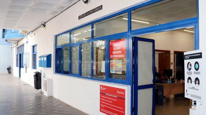 El Centro de Mayores de Adeje reabre sus puertas