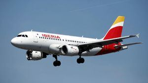 Iberia volará en agosto de San Sebastián a Mallorca y Málaga