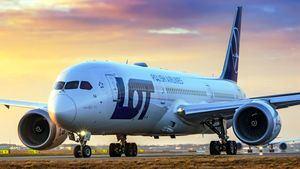 LOT reanuda los vuelos directos desde Barcelona y Madrid a Varsovia