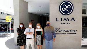 El Hotel Lima, de Marbella pasa a ser un establecimiento de 4 estrellas n