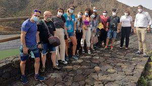 La OMT visita El Hierro para validarlo como destino seguro