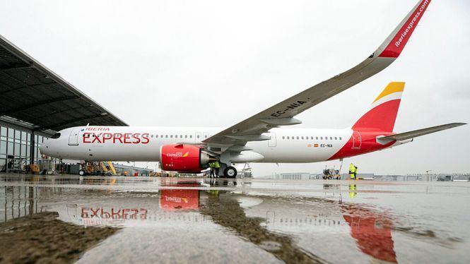 Iberia Express recibe el segundo A321neo