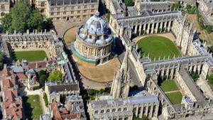 Oxford, una histórica ciudad universitaria