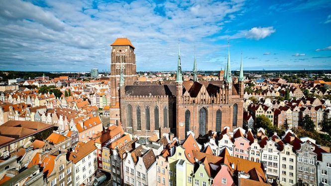Gdansk, ciudad milenaria de la libertad