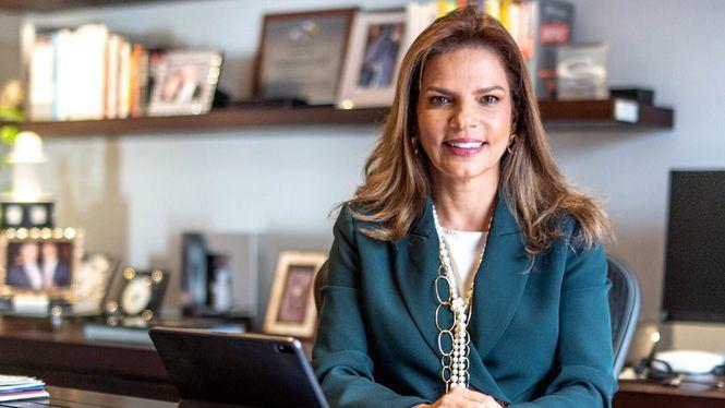 Flavia Santoro, presidenta de ProColombia