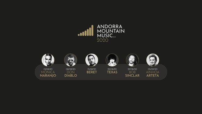 Nace Andorra Mountain Music