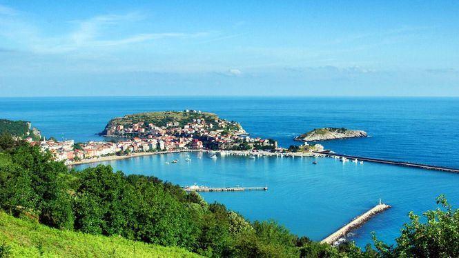 El Mar Negro, el diluvio universal y sus países costeros