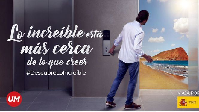 Campaña publicitaria institucional para incentivar el turismo nacional