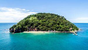 Isla del Coral, un paraíso poco masificado