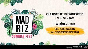 Madriz Summer Fest: vuelve la música en verano alWiZink Center