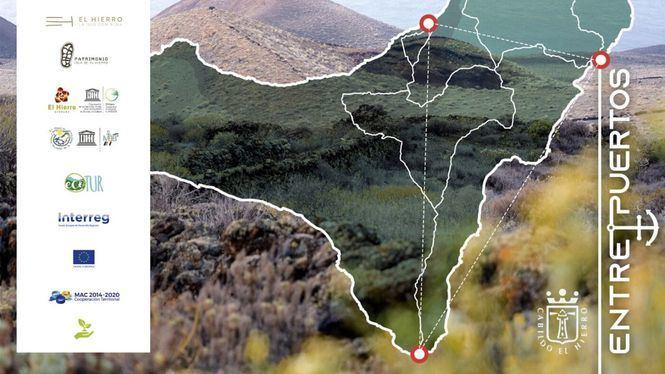 El Hierro publica una ecoguía digital para aficionados al senderismo