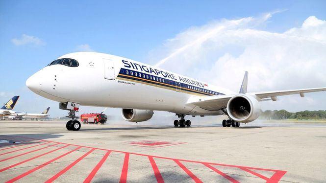 Singapore Airlines reanuda sus vuelos a 20 destinos desde España