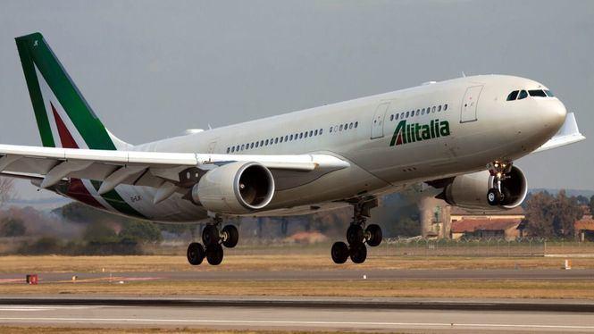 Alitalia reanuda el vuelo directo Roma-Boston