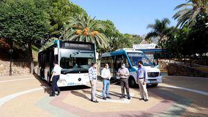 Marbella refuerza el servicio de transporte público