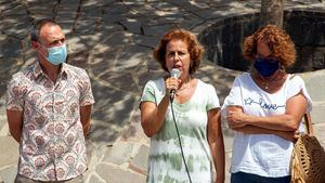 Homenaje en Adeje a Pedro Zerolo en su 60 aniversario