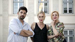 La Ribot, Monnier y Rodrigues: en Please, Please, Please, en los Teatros del Canal