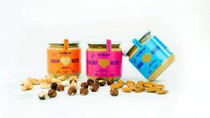 La forma más segura de que los más pequeños coman frutos secos
