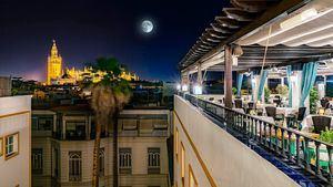 Regresan Las Noches de Luna Llena a la terraza del Vincci La Rábida