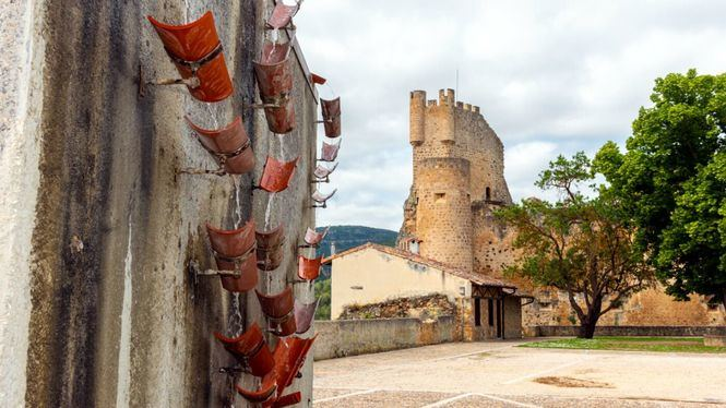 Pueblos para aislarse en la provincia de Burgos