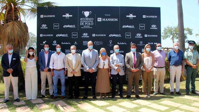 Presentación de la 49ª edición del Torneo Internacional de Polo de Sotogrande