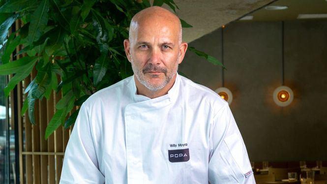 El chef Willy Moya desembarca en el restaurante Popa con el concepto food for fun