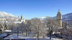 Hall-Wattens, una idílica región austriaca