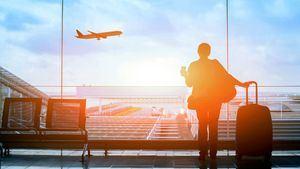 La línea aérea Delta ofrece más espacio para viajar con mayor seguridad
