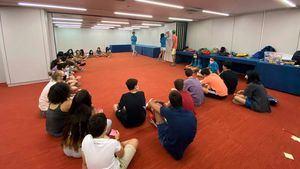 Segunda edición del campamento Campus IFEMA Thinkids