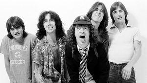 El álbum Back In Black de AC/DC cumplió 40 años