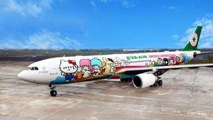 La aerolínea taiwanesa ofrece un vuelo especial para celebrar el Día del Padre
