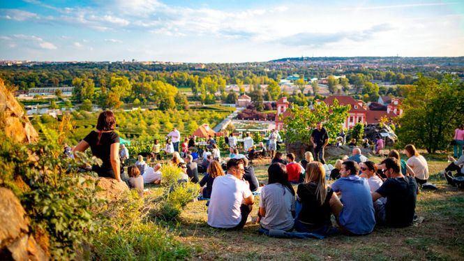 Fiestas de la Vendimia y grandes festivales para despedir el verano en Chequia
