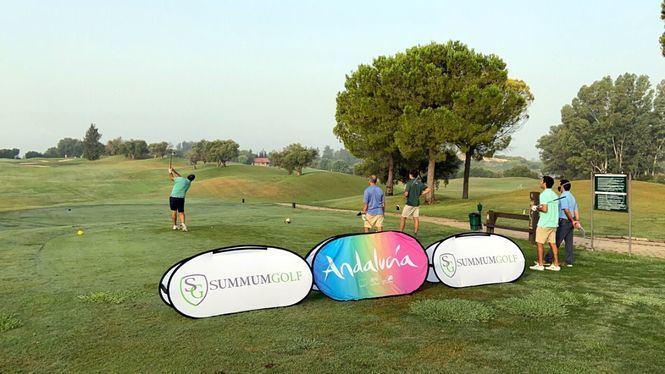 700 jugadores participarán este verano en el circuito itinerante Andalucía es Golf