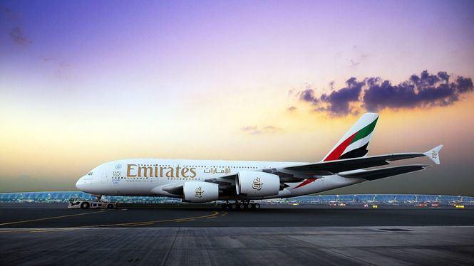 Emirates ha reanudado los servicios del A380 a Ámsterdam y El Cairo