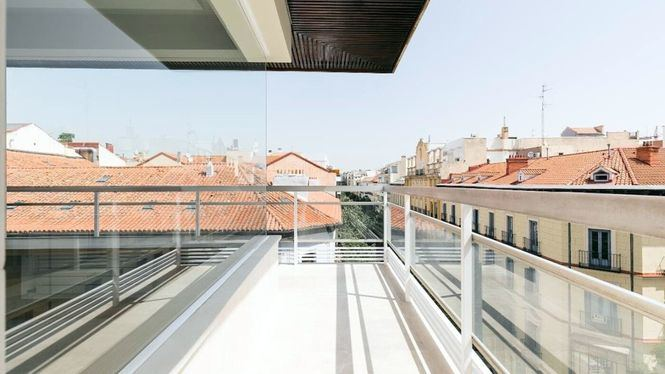 La gama alta de alquiler en Madrid oscila entre los 20 y 30 euros/m2/mes