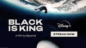 Llega Black Is King, el álbum visual de Beyoncé